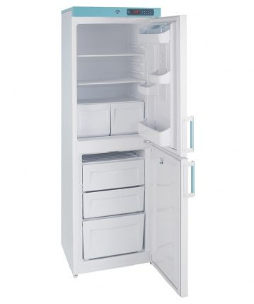 Lec LSC263UK Lab Fridge-Freezer